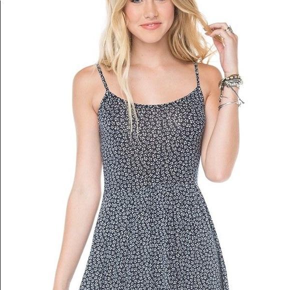 2210bbe61bee Brandy Melville Dresses   Skirts - Blue Brandy Melville summer dress